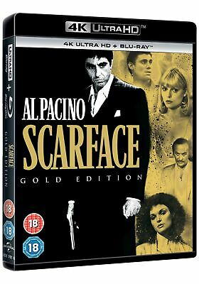 Scarface (35th Anniversary Edition) (4K Ultra HD + Blu-ray) [UHD]