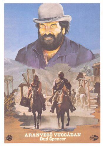 Occhio alla penna Bud Spencer Original movie poster / timetable 1981
