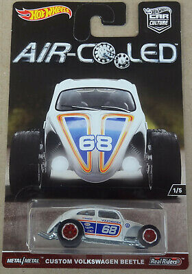 Hot Wheels Car Culture / Air Cooled - Custom VW Volkswagen Beetle - Real Riders