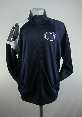 Penn State Nittany Lions NCAA G-III Men's Flawed Full-Zip Track Jacket