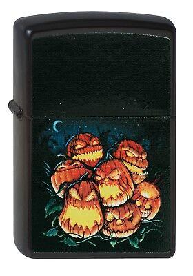 Zippo Pumpkins Kürbisse Halloween persönliche Gravur wählbar 2001486