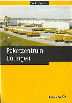 Kontaktgabe Deutsche Post AG -Tag der offenen Tür PZ