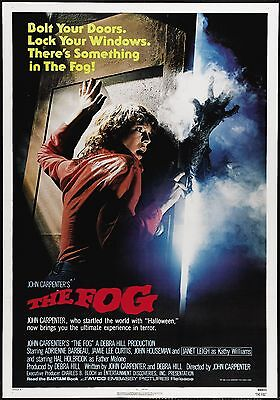 movie film repro the fog  Poster Print A3  This A Poster
