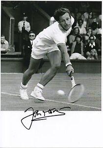 JAN-KODES-Signed-12x8-Photograph-TENNIS