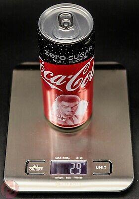 Kuriose Coca Cola Zero Dose - Fabrikfehler - ungeöffnet & leer -...