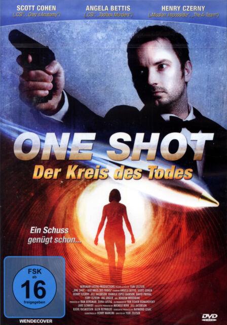 ONE SHOT - DER KREIS DES TODES (DVD) *NEU OPV*