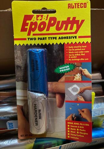 NEW!! EPO Putty A+B 2-part Adhesive - Alteco Underwater 50g
