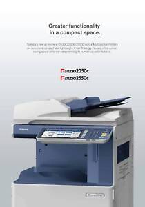 Toshiba ES2550 - Colour Photocopier, Printer, Scanner and Fax