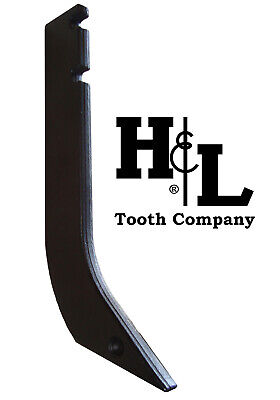 G163hw 34 Forged Scarifier Ripper Shank H920 Hl Tooth Co. 1-34sp 8075 Teeth
