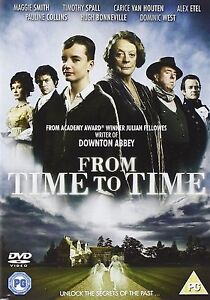 From Time To Time Maggie Smith Hugh Bonneville Timothy Spall NEW UK Region 2 DVD
