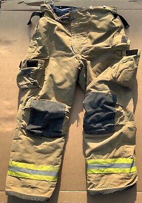 Fire-dex Turnout Bunker Pants Fire Fighting Firefighter Gear 40 X 32