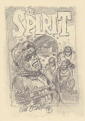 Spirit The Abb. Postkartengröße Will Eisner Motiv Karte 1 Klubartikel online kaufen