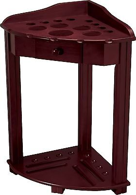 Independent Vintage Mahogany Mersman End Table Side Table W/ Drawer Original Hardware Antiques Tables