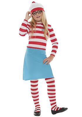 Where's Wally?: Girls Wenda - Where's Wally Wenda Kostüm