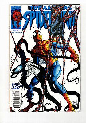 The Amazing Spider-Man  Vol. 2 # 22 (Amazing Spider-man Vol 2)
