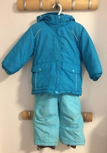 MEC Toaster Jacket and Snow-pants Size 3