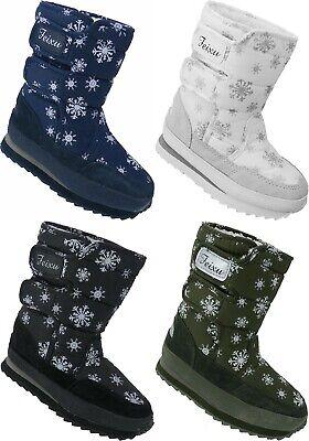 Mädchen Jungen Schuhe Boots Kinder Winter Stiefel Warmfutter Art.-Nr.2011