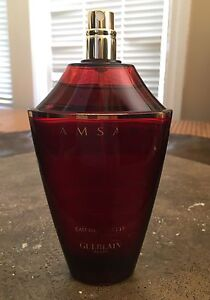 GUERLAIN SAMSARA EDT, 100ml full size bottle no cap perfume