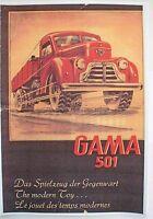 Manual Para Gama 501 Camión - Copia -  - ebay.es
