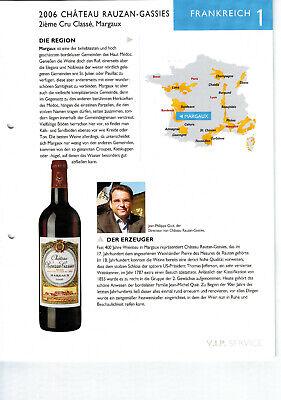 Sensationelles Weinpaket 2010 Frankreich und andere, Rot- + Weißwein