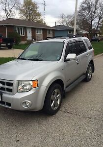 2008 Ford Escape 4x4 Limited