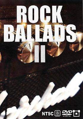 Rock Ballads   The Best Of Heavy Metal Vol2 50  Music Videos Dvd Rock Video Hits