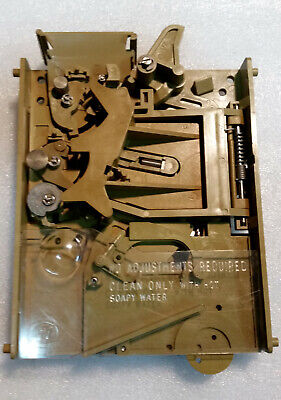 Coinco 790-7-1 Coin Acceptor Refurbished And Tested.