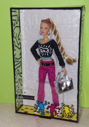 Barbie Signature Collection Artist Keith Haring Barbie Doll ~ MINT in BOX