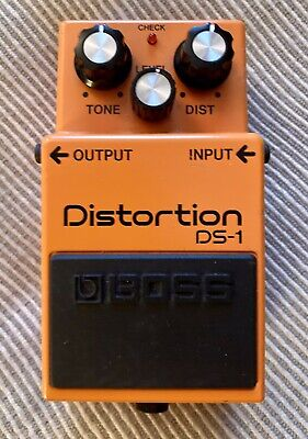 Boss DS-1 Distortion - Modified