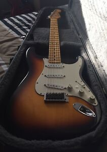 1994 Fender Stratocaster w upgrades