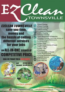 EzCleanTownsville (NDIS APPROVED)