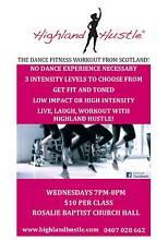 Dance Fitness Brisbane Paddington Brisbane North West Preview