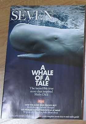 The story that inspired Moby Dick- Seven magazine – 8 December 2013