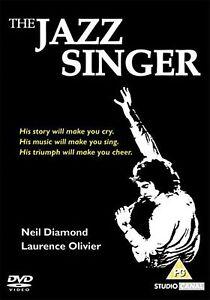 The Jazz Singer (2004) Laurence Olivier,  Neil Diamond NEW & SEALED UK R2 DVD