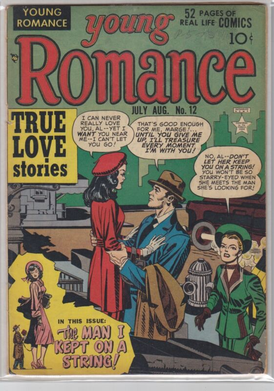 YOUNG ROMANCE # 12