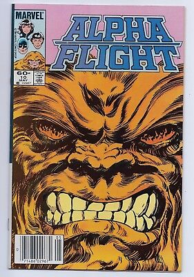 Alpha Flight 10 NM 9.4 Copper Age