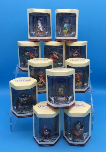 TINY KINGDOM ALICE IN WONDERLAND • Complete Set of 11 figures • Japan Disney NEW