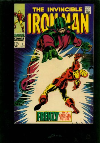 Iron Man 5 FN/VF 7.0