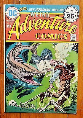 DC Adventure Comics Vol. 41 No. 437 (Jan, Feb '75) The Human Bombs & The Spectre