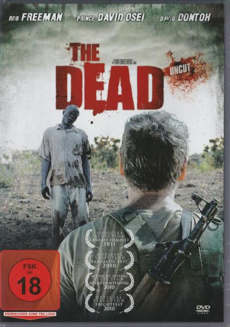 The Dead - UNCUT - DVD - Neu und originalverpackt in Folie