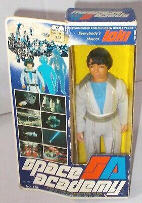 AVIVA SPACE ACADEMY LOKI ACTION FIGURE MIB 1977 MIB NRFB sci fi TV filmation