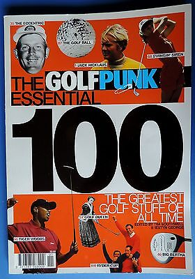 The Essential 100 - Golf Punk magazine Moe Norman Knudson  Palmer Donald Trump