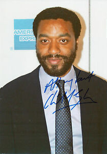 CHIWETEL-EJIOFOR-Signed-12X8-Photo-12-YEARS-A-SLAVE-AMERICAN-GANGSTER-COA