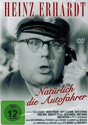 DVD NEU/OVP - Natürlich die Autofahrer - Heinz Erhardt & Ruth Stephan