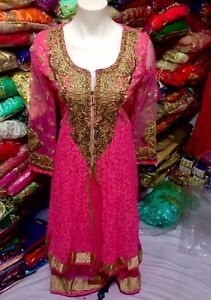 Indian Pakistani gyny ladies mehndi wedding reception outfits