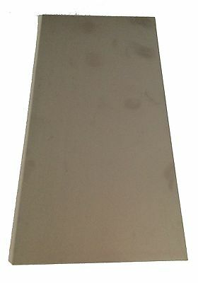 14 Stainless Steel Plate 14 X 4 X 9 304 Ss