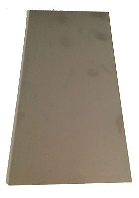 14 Stainless Steel Plate 14 X 4 X 7 304 Ss