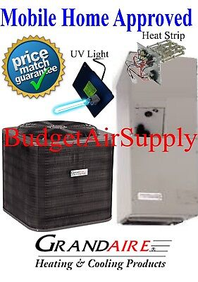 4 ton 14 Seer HEAT PUMP ICP/Grandaire MOBILE HOME APPROVED S