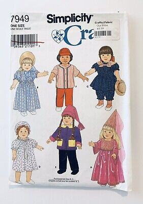 Renaissance Clothing Patterns (Simplicity 7949 18