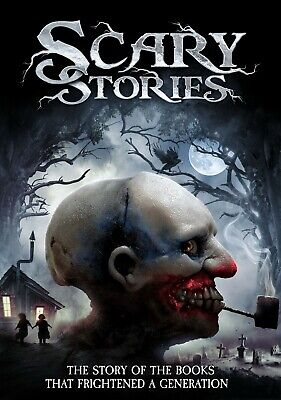 Scary Stories to Tell in the Dark  Halloween Movie Poster  (Multiple Sizes)